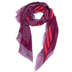 Via carini silk scarf