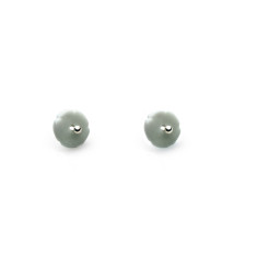Elements gold stud earrings