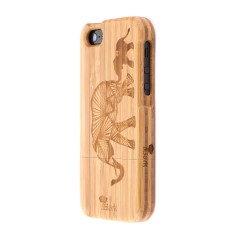 Stomp bamboo iPhone 5/5S case