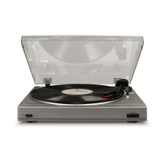 Crosley T200 Component Turntable - Silver