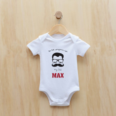 Personalised Best wingman ever... my Dad bodysuit/onesie