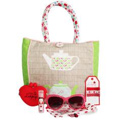 Emily handbag picnic gift pack