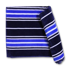 Blue Bayou Large Beach Towel