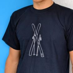 Personalised Ski T Shirt