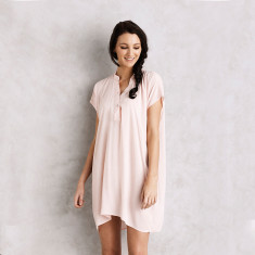 Belize dress in pink