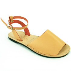 Enya sandal in salmon