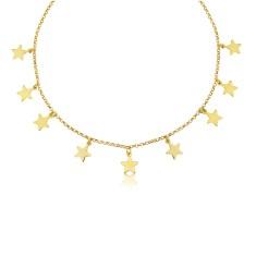 Amalfi Multi Star Neklace
