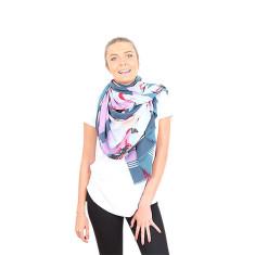 Calle vera silk scarf