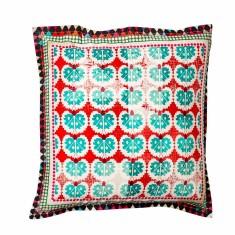 Eva Rust European pillowcase