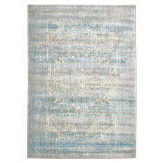 Mystic Blue Transitional Rug