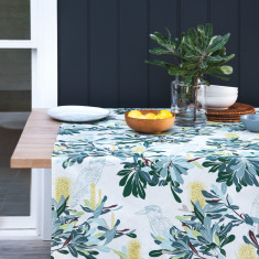 Tablecloth - Banksia Cream