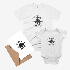 Pappa and Baby Bear gift pack