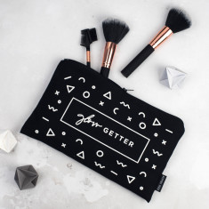 Glow Getter Make Up Bag