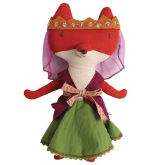 Lady the Fox Doll