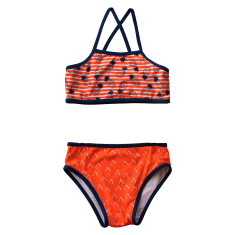 Girl's Bikini in Pineapples Rush