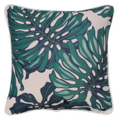 Outdoor cushion in South Pacific (various sizes available)