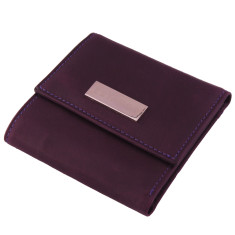 Luxury leather ladies mini-wallet