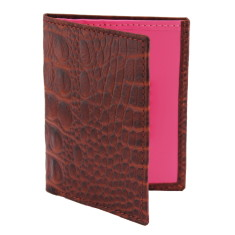 Ladies luxury leather mini-wallet