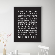 A Nice Drop of Wine Print