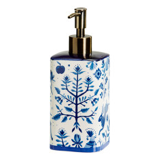 Otomi Ceramic Soap Dispenser
