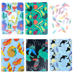 Notebooks - Pack of 3