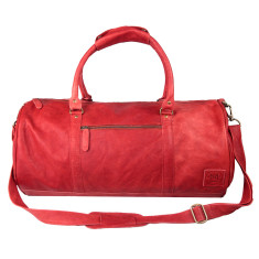 Duffle (in venetian red)