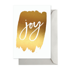 Joy card pck of 8 cards