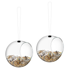 Eva Solo mini bird feeders (set of two)