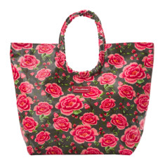 Everyday tote bag in Alexandra Donkey print
