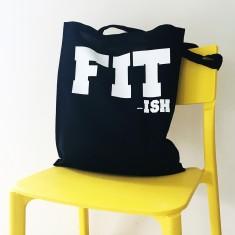 Fit-ish gym tote bag
