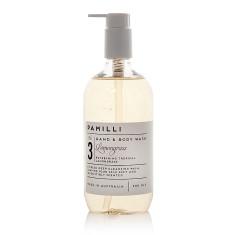 Hand & Body Wash (Monochrome Range) - Lemongrass