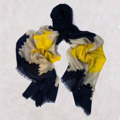 Barcelona Scarf in Yellow