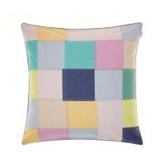 Domino pink European pillowcase