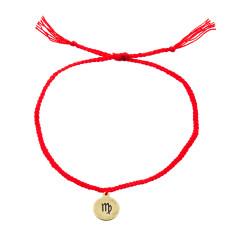 Zodiac Virgo bracelet
