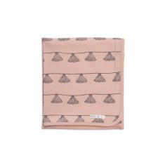 Tassle blush baby wrap