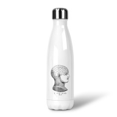 Phrenology Mind Stainless Steel Drink Bottle