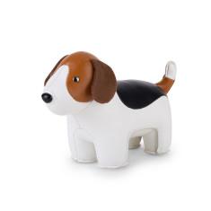 Zuny paperweight classic beagle tan