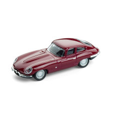 Fridge Magnet Jaguar E-Type maroon