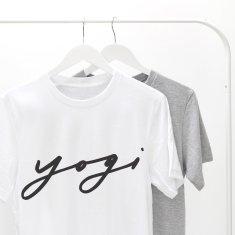 Yogi Unisex T Shirt