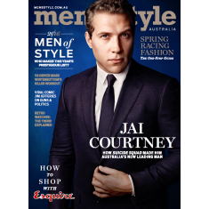 Men's Style Quarterly Magazine Subscription