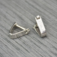 Personalised Wrap Cufflinks