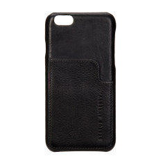 Hunter and Fox leather iPhone 7 case in Black