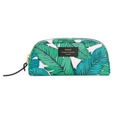 Wouf small beauty bag in tropical print