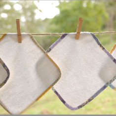 Bamboo facecloth