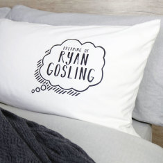 Dreaming Of... personalised pillowcase