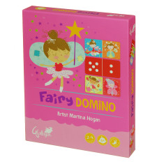 Fairy, mermaid & pets dominos (3 box bundle)