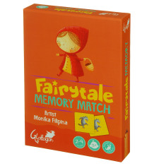 Fairytale memory match game
