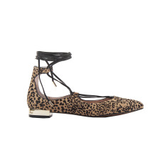 Ramona pump in leopard