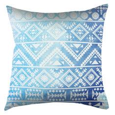 Indoor Cushion Boho Aqua