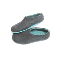 Super mama comfy felt slippers